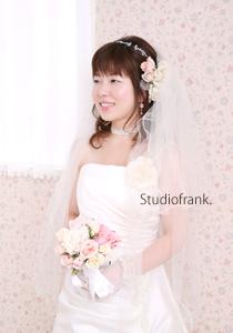 花嫁 ヘアスタイル